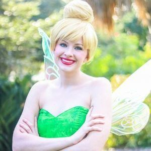 Fairy Tinkerbell character for birthday parties in  San Antonio