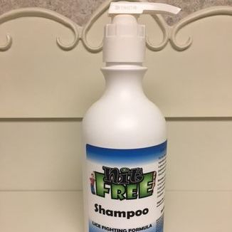 NitFree Mint Head Lice Repellent Preventative Shampoo