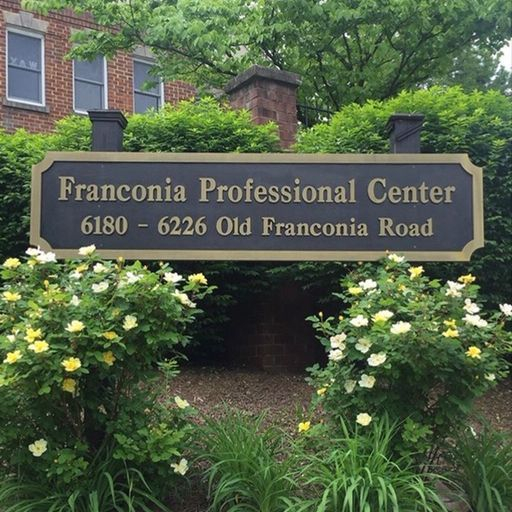 Franconia Professional Center in Alexandria Virginia for massage therapy