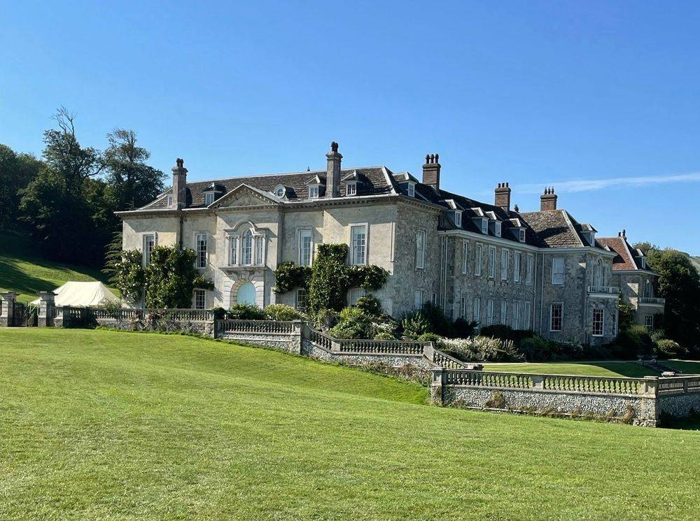Firle Place East Sussex