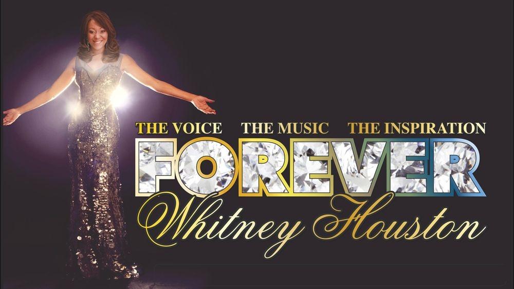 Destiny Michelle - Award Winning Interntional Vocalist & Tribute Artist to Miss Whitney Houston FOREVER WHITNEY