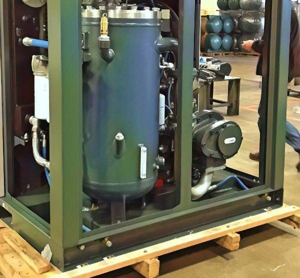 air compressor service in Dallas