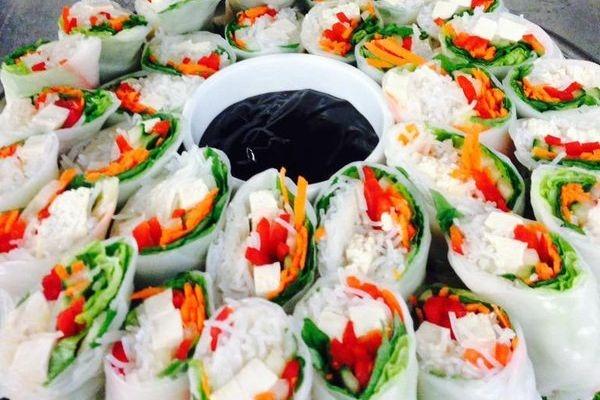 Vietnamese Spring Rolls Arista Seattle