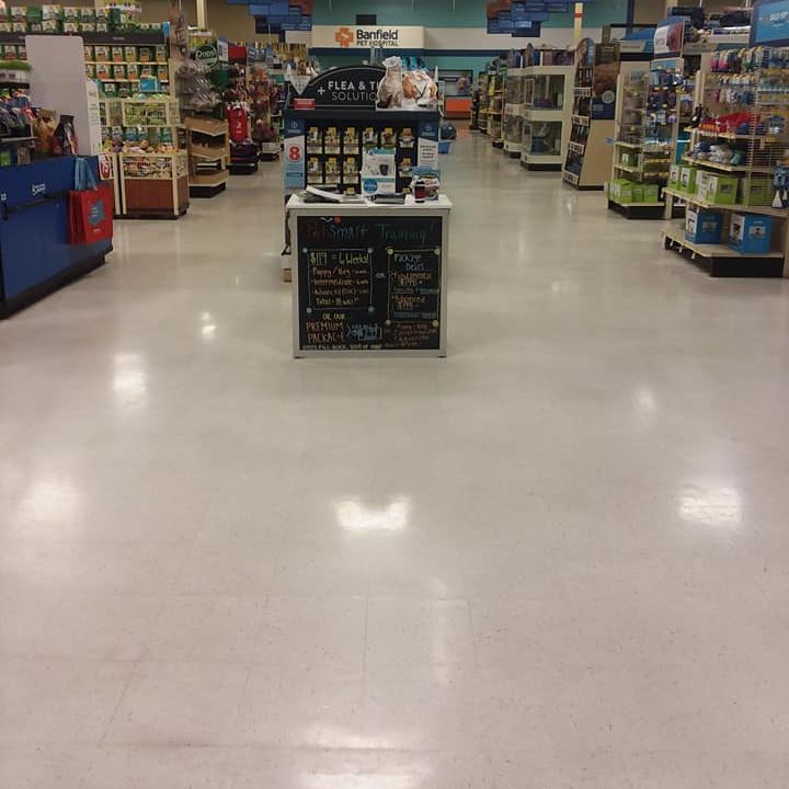 MVP Cleaning Services Strip and wax Destin PetSmart