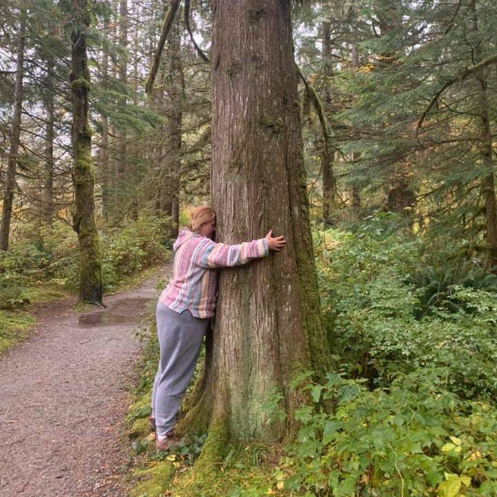 polarities, shift your polarities, tree hugging, does tree hugging work, why do people hug trees, natural remedy for anxiety, nature remedy, tree medicine, red cedars