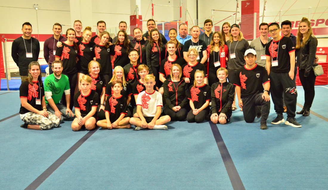 Inspire Sports Victoria Gymnastics Grand Opening in Saanich