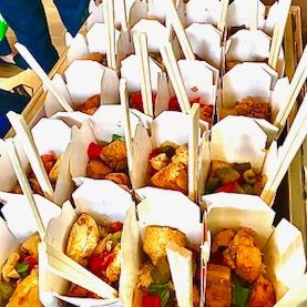 Arista Asian to go catering