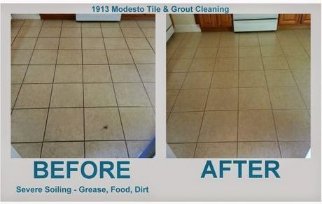 Tile Grout Cleaning Steam Cleaning Modesto CA