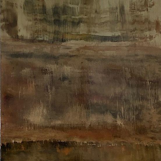 TPatton - Rain - Acrylics - 36x48 -$750 -