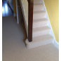 Hall & stairs carpet supplied & fitted