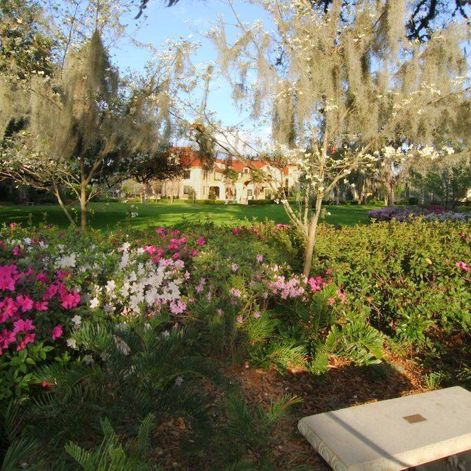 Thomas Center - Visit Gainesville - Gainesville Hotel - Things to Do - Gainesville, FL