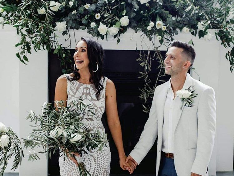 Best Young marriage wedding celebrant newcastle hunter valley