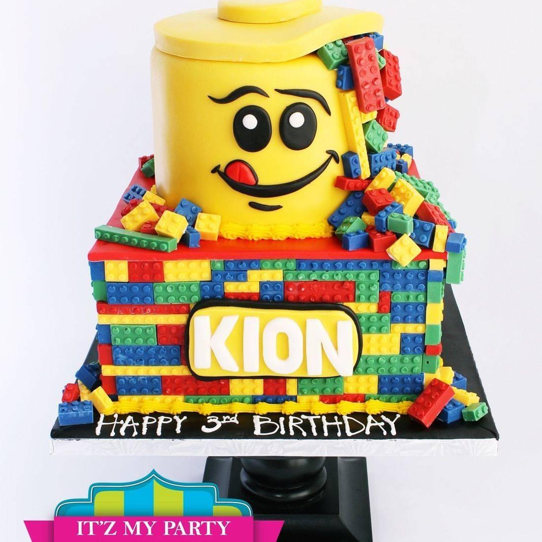 Lego Cake Milwaukee