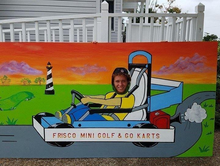 Frisco Mini Golf and Go Karts