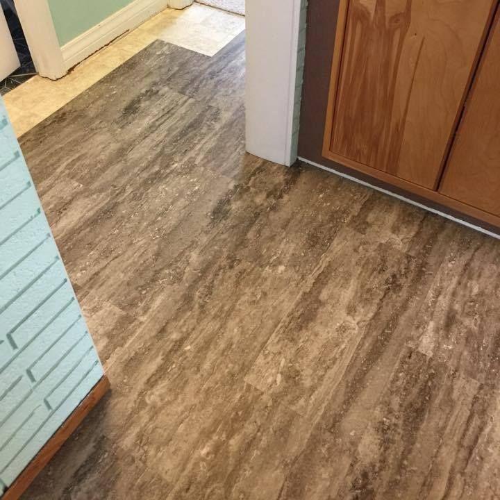 Flooring - Vinyl plank - Durring