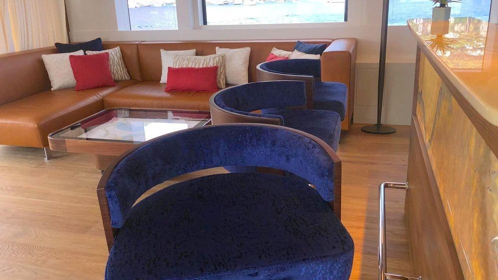 Newport Yacht Interiors, custom yacht furniture