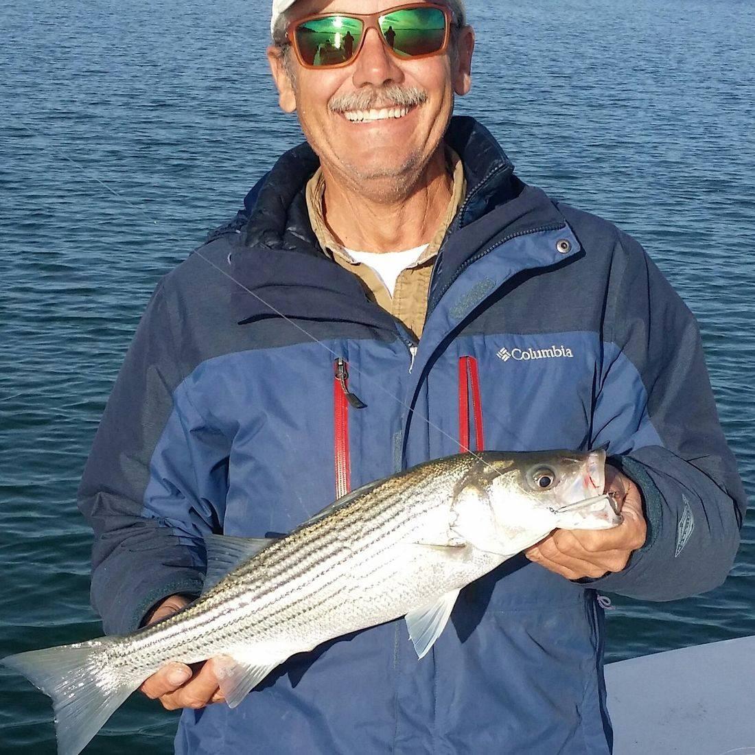 Canyon Lake Fishing