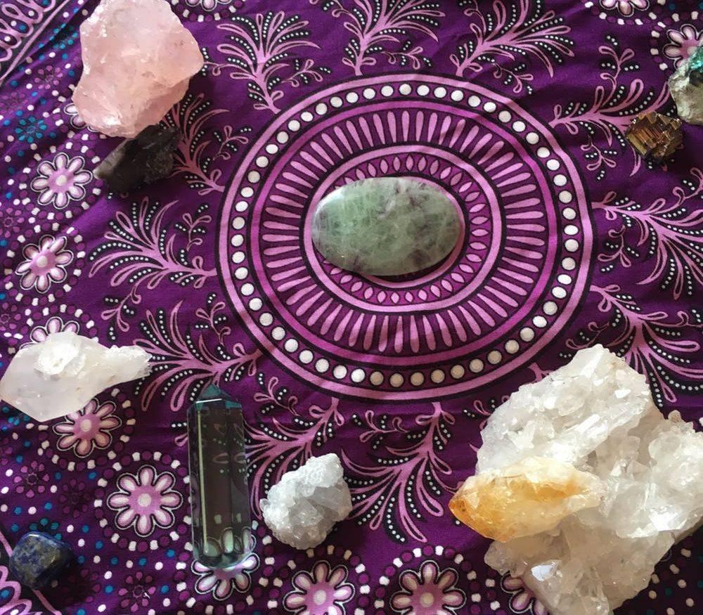 Shamanic Massage  near me, Shamanic Healing, Crystal Healing, Crystal Grid