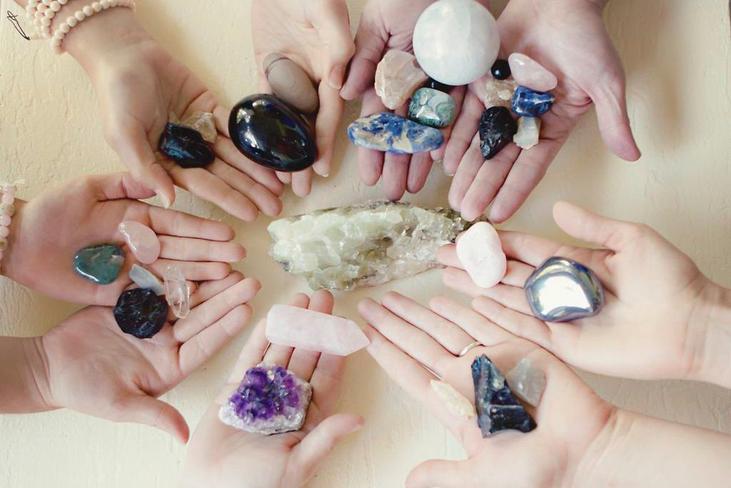Divine Energy Crystal Therapy