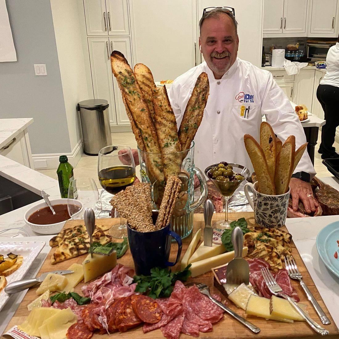 Personal Chef near me, Chef, celebrationa