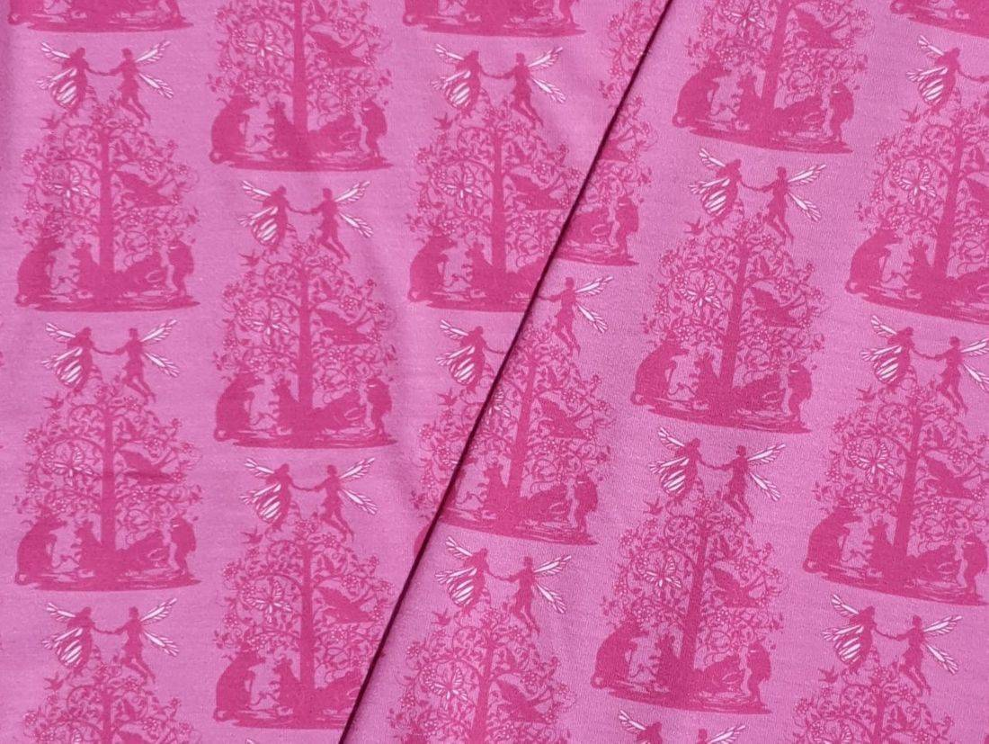 thumbelina fabric, fabric printed to order, bramble crafts, clothes