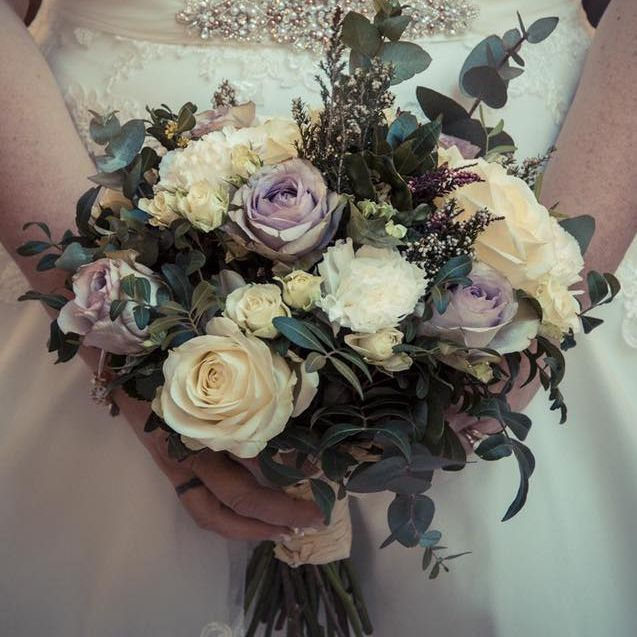 wedding bouquet finishing touch gifts and flowers lincolnshire