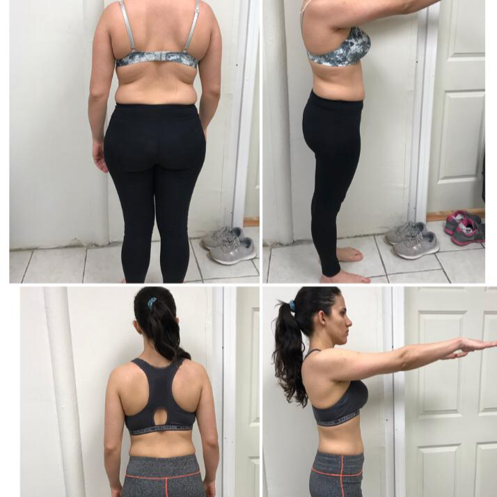 2 months progressv - Personal Training