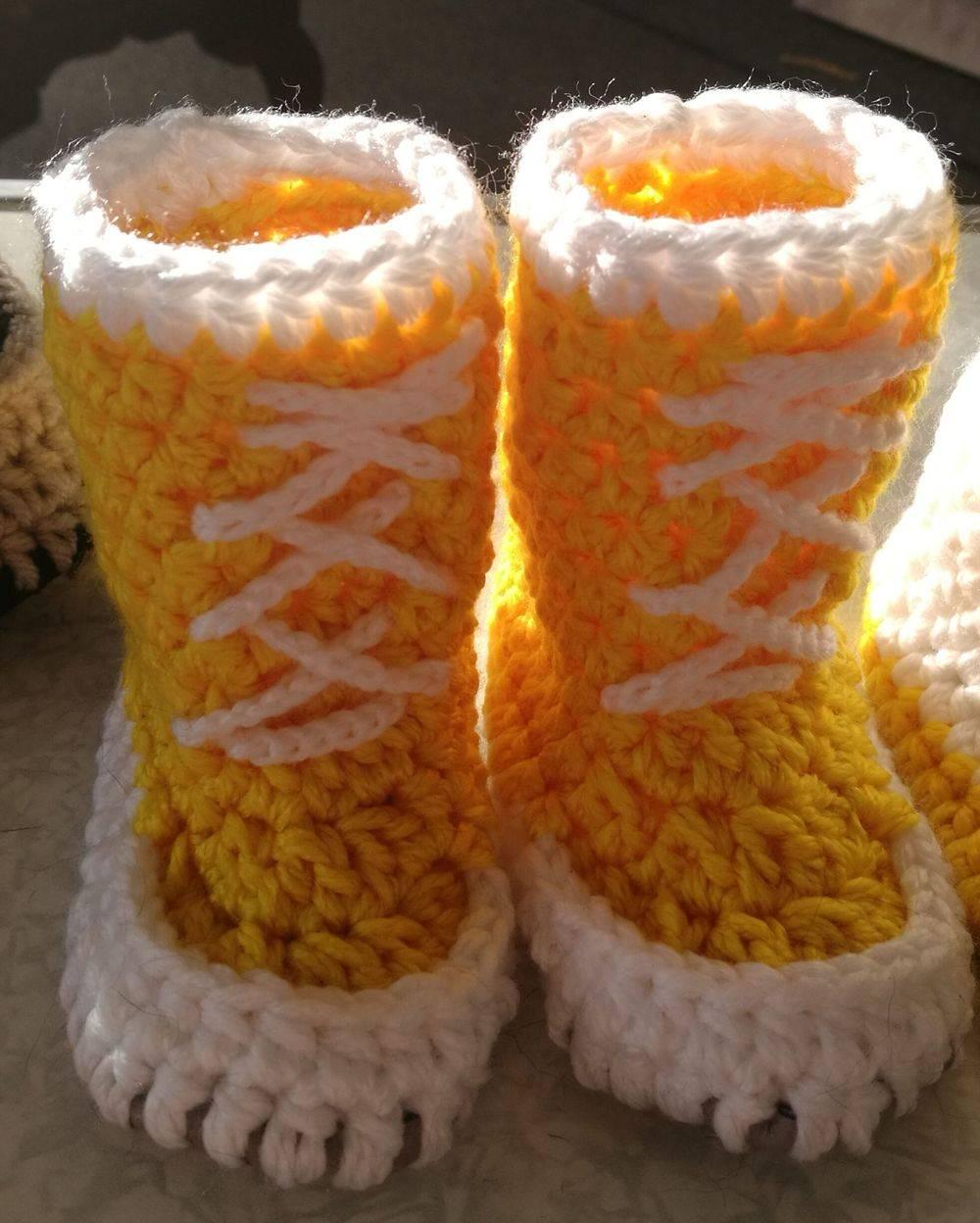 Baby/Toddler Hi Top Slippers