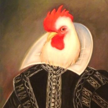 parody chicken shakespeare