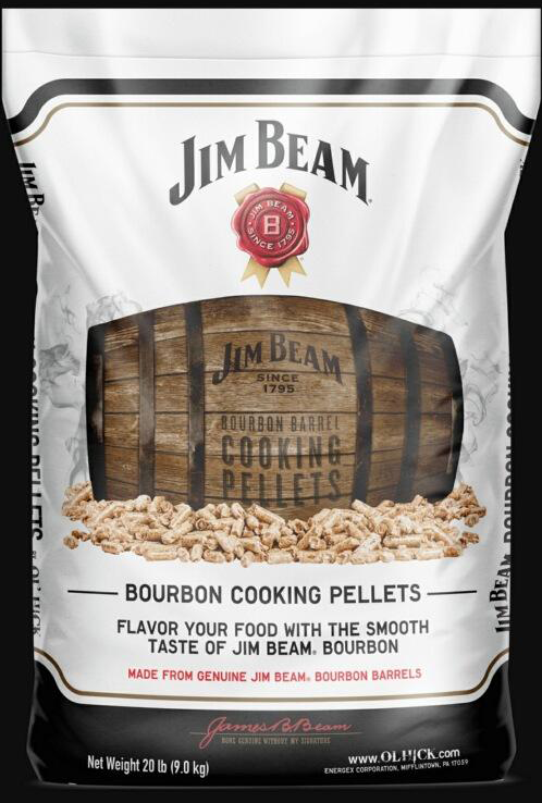 Jim Beam BBQ Pellets