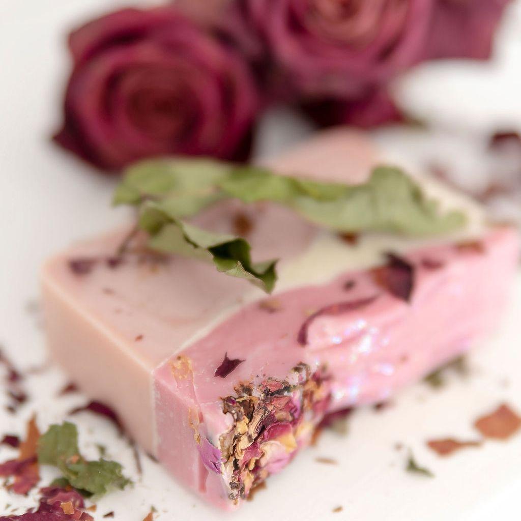 Rose Handmade Soap