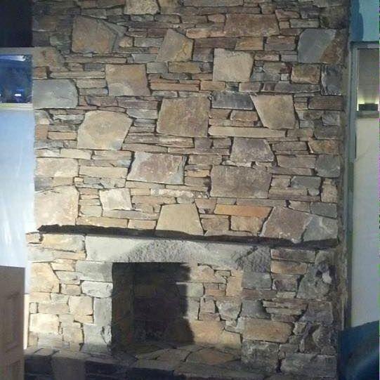 Masonry stone veneer