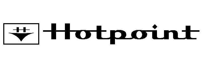 Hotpoint logo for replacement refrigerator fridge water filter cartridges for Hotpoint American Style, side by side refrigerator appliances & fridge freezers - sold at www.aaafilterfast.com