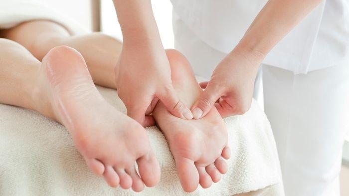Foot Massage & Reflexology