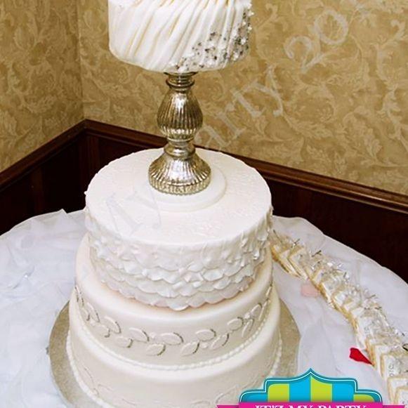 Katie Wedding Cake Milwaukee