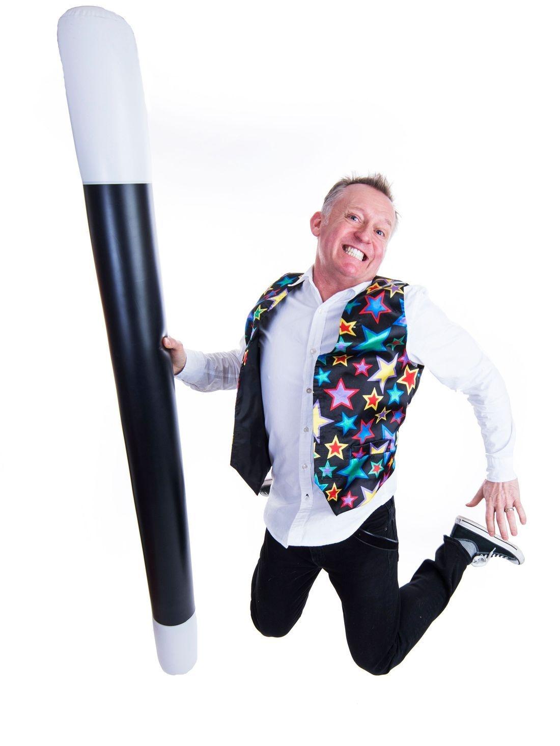 Amazing Magic Shows with Dizzy Dean Abingdon Entertainer