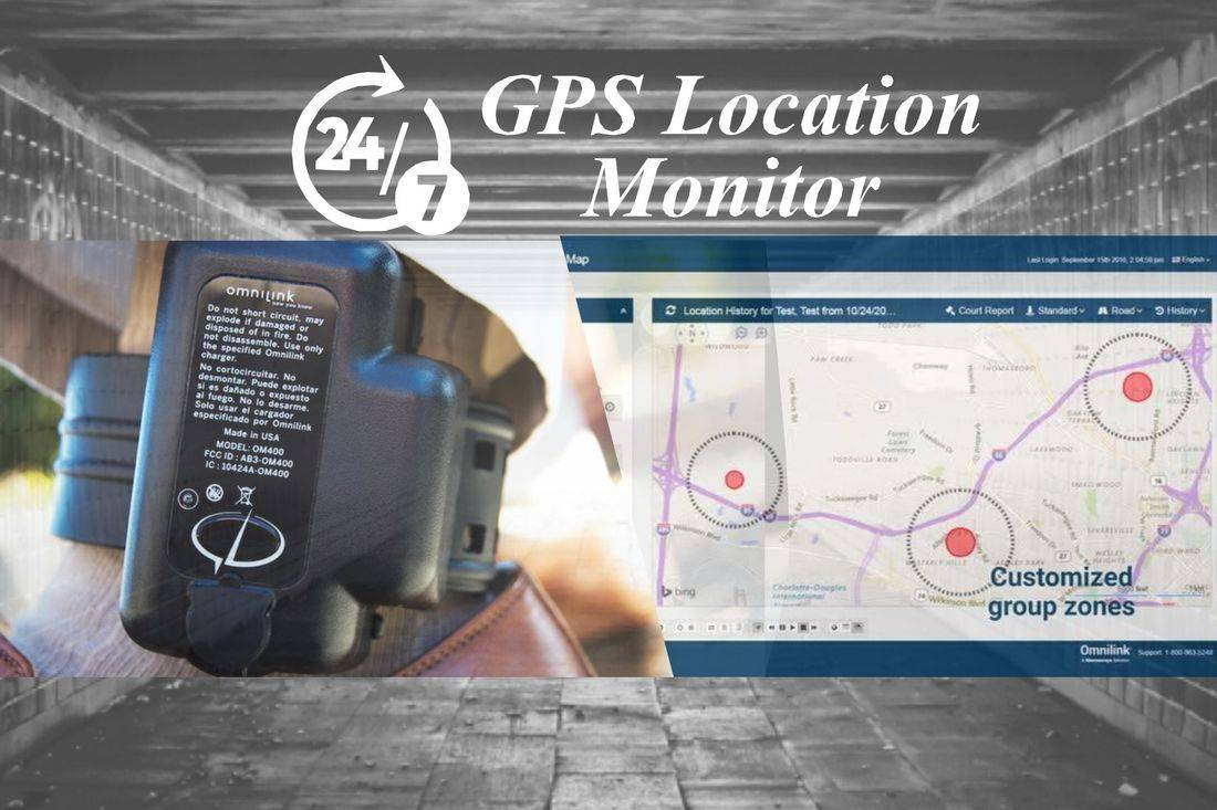 GPS Ankle Monitor Wyoming Pretrial Services