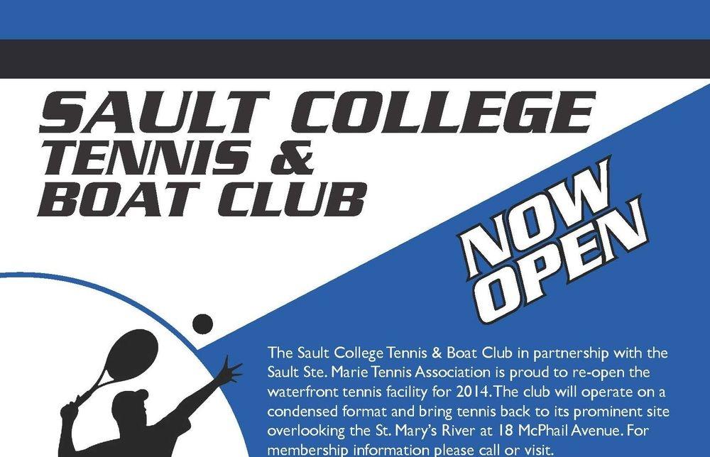 Sault College Courts off Queen Street