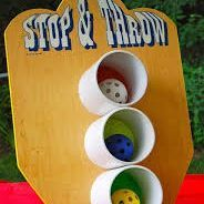 Stop and throw