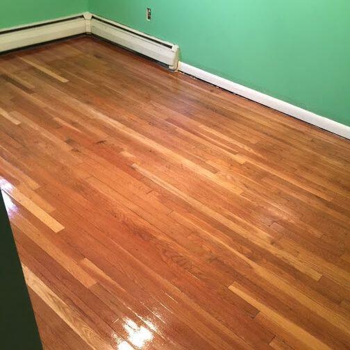 Bedroom Flooring Installation by Arcedo Construction