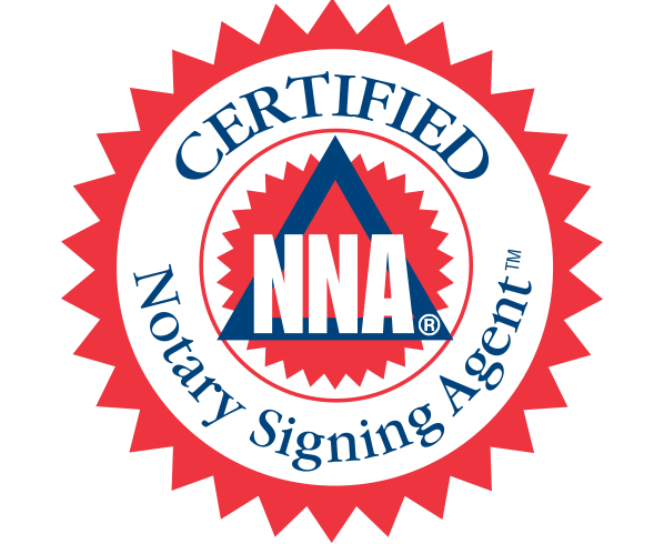 NNA Notary Signing Agent