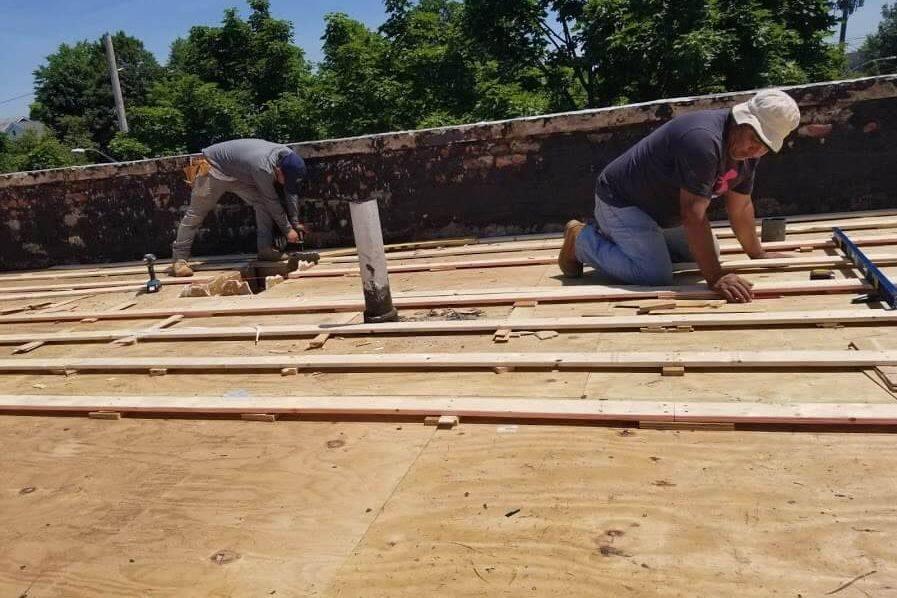 Arcedo Construction Roofing