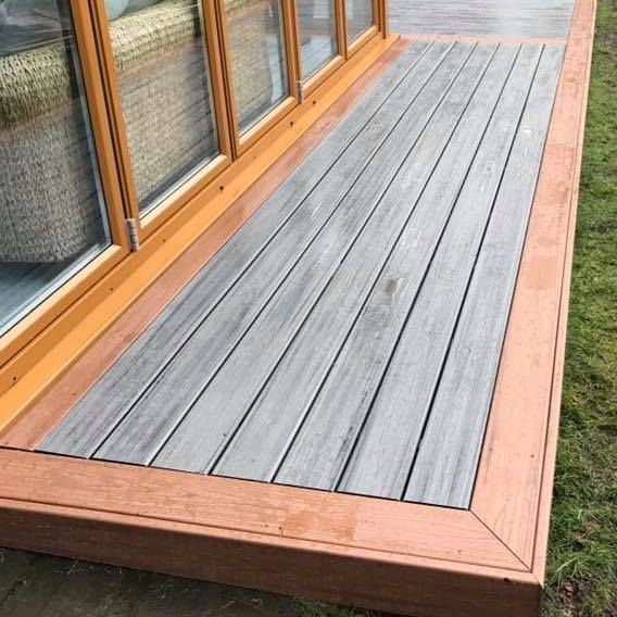 TREX decking installer in pontarddulais