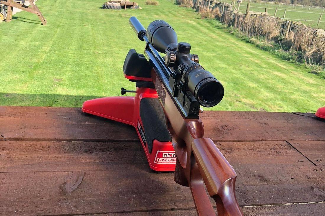 Air Rifle Shooting Sheffield
