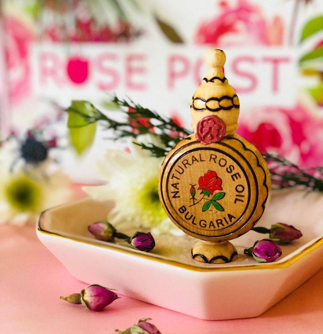 RosePost Limited Edition Holiday Box
