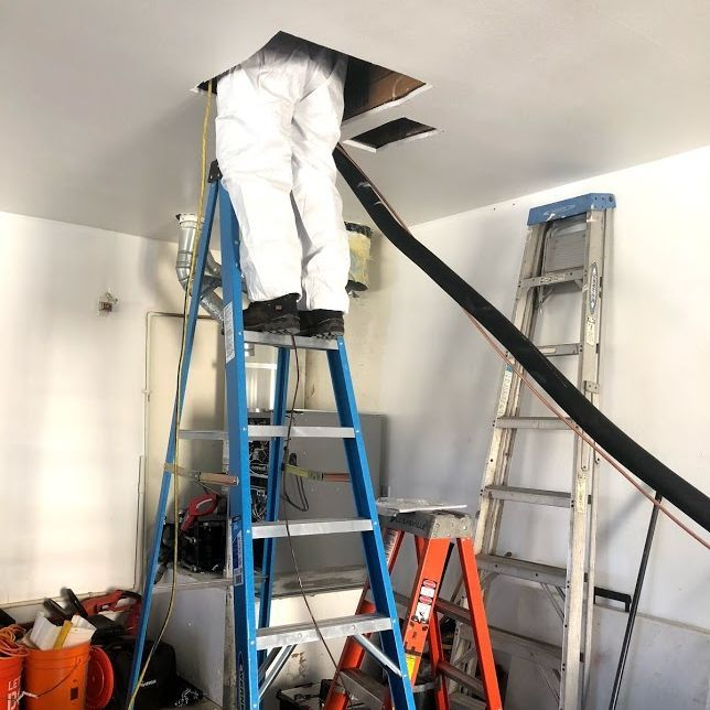 duct work, duct work repair, duct work upgrade