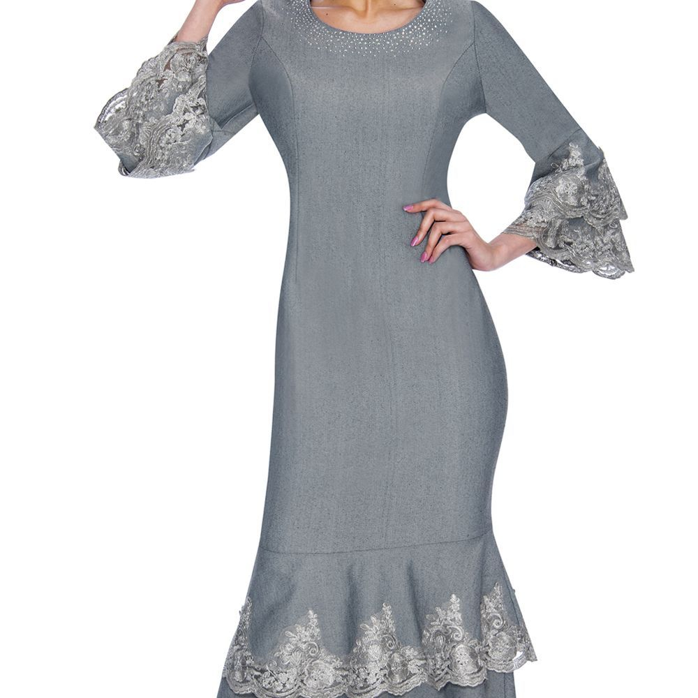denim lace dress plus size