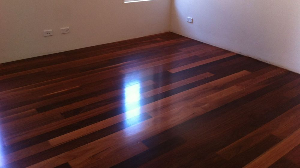 Jarrah Solid Timber Floors