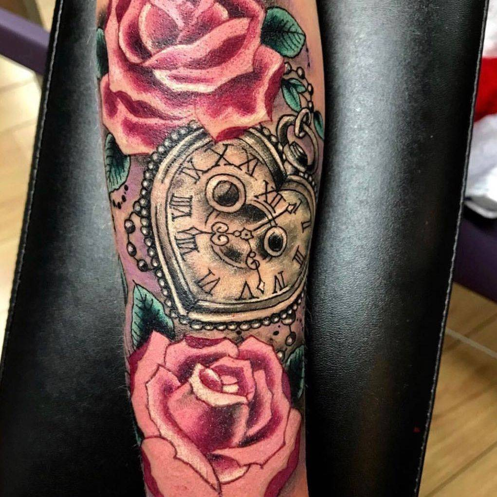 Tattoo by mcgoldtooth at Kazbah Leicester City Centre