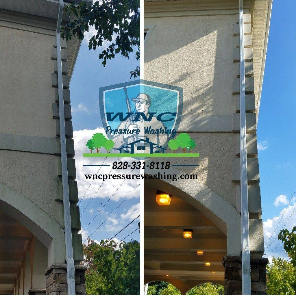 Stucco Cleaning Asheville